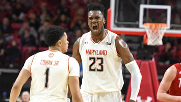 How to Watch Maryland vs. Belmont: March Madness Live Stream, TV Channel, Time