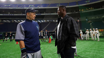 Ken Griffey Jr., Edgar Martinez Share Ichiro Suzuki Memories After Retirement Announcement
