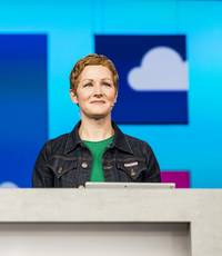microsoft's cloud boss explains how it's packaging up its best technology to win customers across gaming, cybersecurity, and augmented reality (msft)