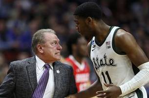 skip bayless on tom izzo yelling at player: 'this was just a bad look for college basketball'