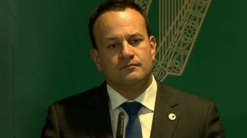 leo varadkar: brexit 'could be delayed for a year'