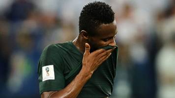 john mikel obi: nigeria midfielder speaks about father's 2018 kidnapping