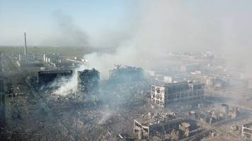 At Least 47 Dead After Chinese Chemical Plant Explosion