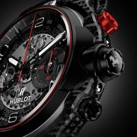 the classic fusion ferrari gt watch opens a new and innovative chapter in the partnership of excellence between hublot and ferrari