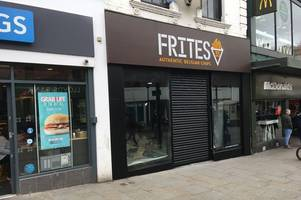when new chip shop with 33 flavours of sauces will open in derby city centre