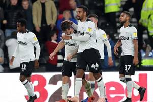 how much derby county have earned from tv money in the championship this season