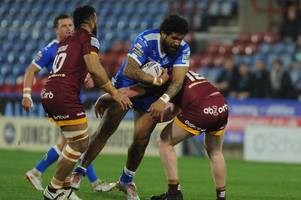 depleted hull kr rue errors, ill-discipline and poor defence in one-sided loss at huddersfield giants