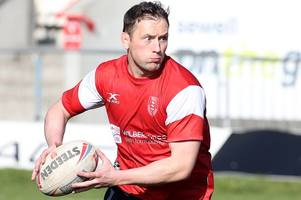 shaun lunt 'feels like a new player' as he admits nerves ahead of hull kr comeback