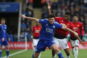 Manchester United's pursuit of Harry Maguire could land Hull City cash windfall