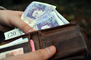 60 per cent reduction in cash available to gloucestershire families facing hardship