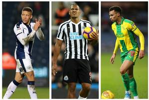 'they absolutely love him' what the future holds for salomon rondon, dwight gayle and jacob murphy