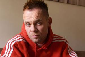 East 17 star Brian Harvey arrested by police over 'malicious communications'