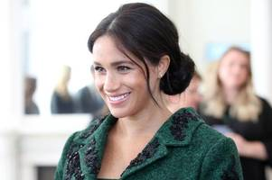 meghan markle to opt for 'natural birth with no pain relief'