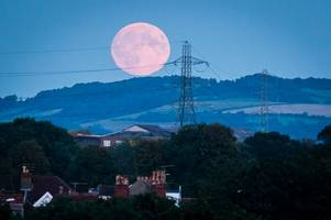 final supermoon of 2019 to coincide with the spring equinox this week