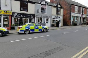 Man arrested in connection with charity shop break-in