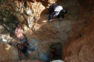 37 illegal gold miners arrested in eastern zambia