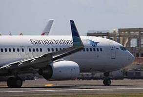 Indonesia's Garuda is canceling its huge order for the Boeing 737 Max