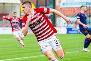 Hamilton goal hero Aaron McGowan says relegation battle is in their own hands