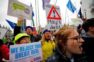 the european union is not perfect but it is worth fighting for - that's why i'm joining people's vote march