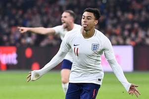 the reason jesse lingard isn't playing for england despite manchester united return