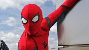 Disney reveals a new Spider-Man suit swinging into parks this year