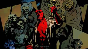 Mike Mignola shares an exclusive preview of Hellboy: 25 Years of Covers