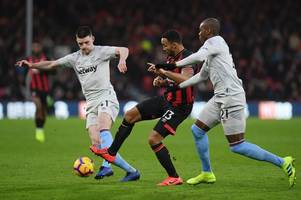 angelo ogbonna outlines declan rice's qualities with west ham man poised for england debut