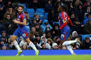 crystal palace's early player of the year, goal of the season, most improved player and more