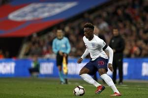 ian wright reveals the message that gareth southgate has sent chelsea about callum hudson-odoi