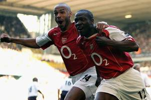 'phenomenal, the best' - why arsenal legend is the greatest forward in premier league history