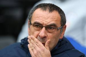 the two things that need to happen this season for maurizio sarri to lose his job at chelsea