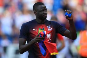 where and when crystal palace's players on international duty could be in action