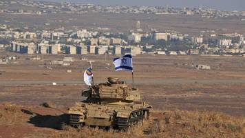 Golan Heights: Syria condemns Donald Trump's remarks