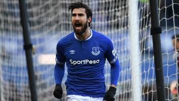 Everton's Hopes of Permanently Signing Andre Gomes Boosted With Revelation of €25m Purchase Clause