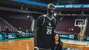 Here's Proof You Didn't Need That Tacko Fall is Tall