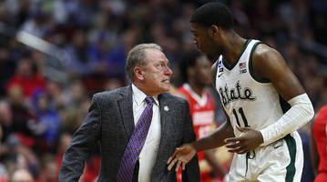 Michigan State Coach Tom Izzo Unapologetic for Yelling at Aaron Henry vs. Bradley