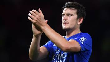 ole gunnar solskjaer eyes £65m-rated harry maguire as man utd revive interest in leicester defender