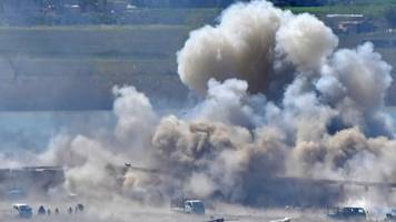 Islamic State group defeated as final territory lost, US-backed forces say
