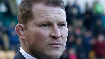 dylan hartley: northampton hope england captain will be fit before end of season