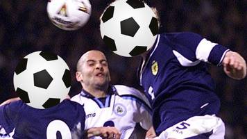 San Marino v Scotland: Can you name the Scots XI when the sides met in 2001?