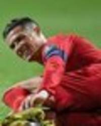 Cristiano Ronaldo injury: Could Juventus superstar be RULED OUT after Portugal concern?