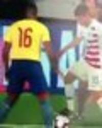 did you see what pulisic did to man utd star during usa game? chelsea fans will love this