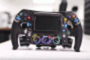 here's what every button on an f1 steering wheel does