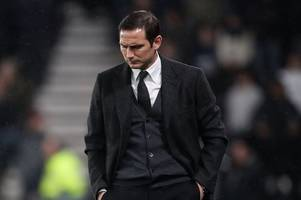 Frank Lampard's Derby County future 'in doubt'