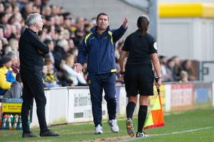 why nigel clough wasn't surprised by burton albion's comeback in victory over accrington