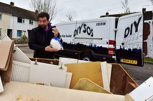diy sos and nick knowles 'urgently' need tilers to help with transforming home in weston-super-mare