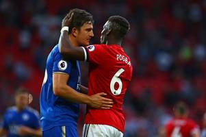why leicester city wouldn't get £65m for harry maguire even if manchester united were willing to pay