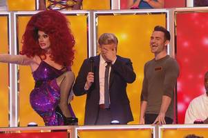 stoke-on-trent drag act divina de campo is back for second series of bbc's all together now (and it's on tonight)