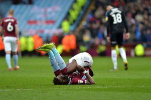 the worrying tammy abraham injury update that will concern every aston villa fan
