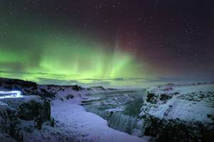 northern lights visible from uk tonight - here's how and when to see them